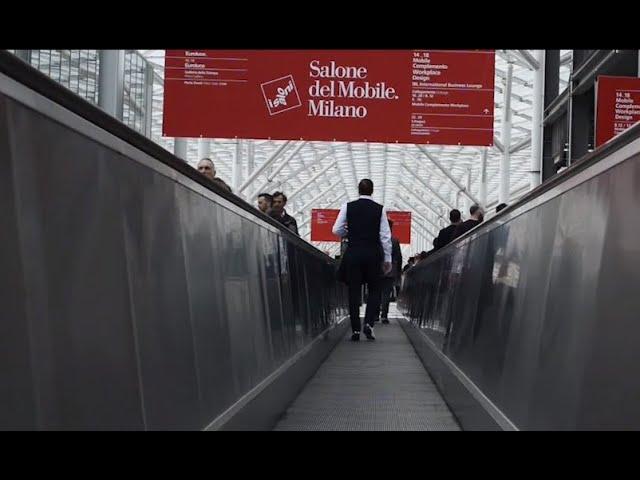 Stile Libero Agenzia - Video Reportage - Salone del Mobile Milano 2019