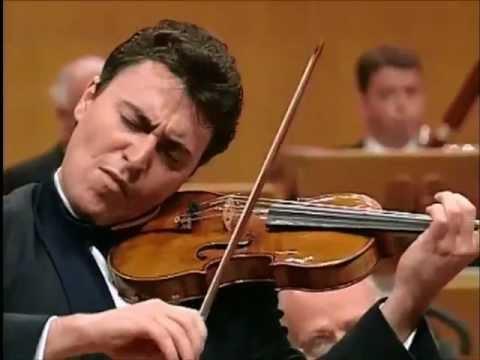 Maxim Vengerov - Jean Sibelius - Violin Concerto in D minor, Op. 47, 1st Movement Allegro Moderato
