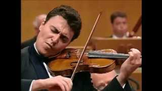 Maxim Vengerov - Jean Sibelius - Violin Concerto in D minor, Op. 47, 1st Movement Allegro Moderato