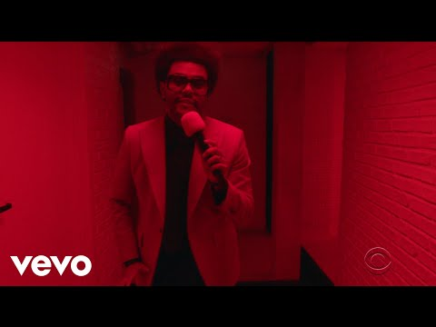 The Weeknd - Heartless (Live on The Late Show with Stephen Colbert / 2019)