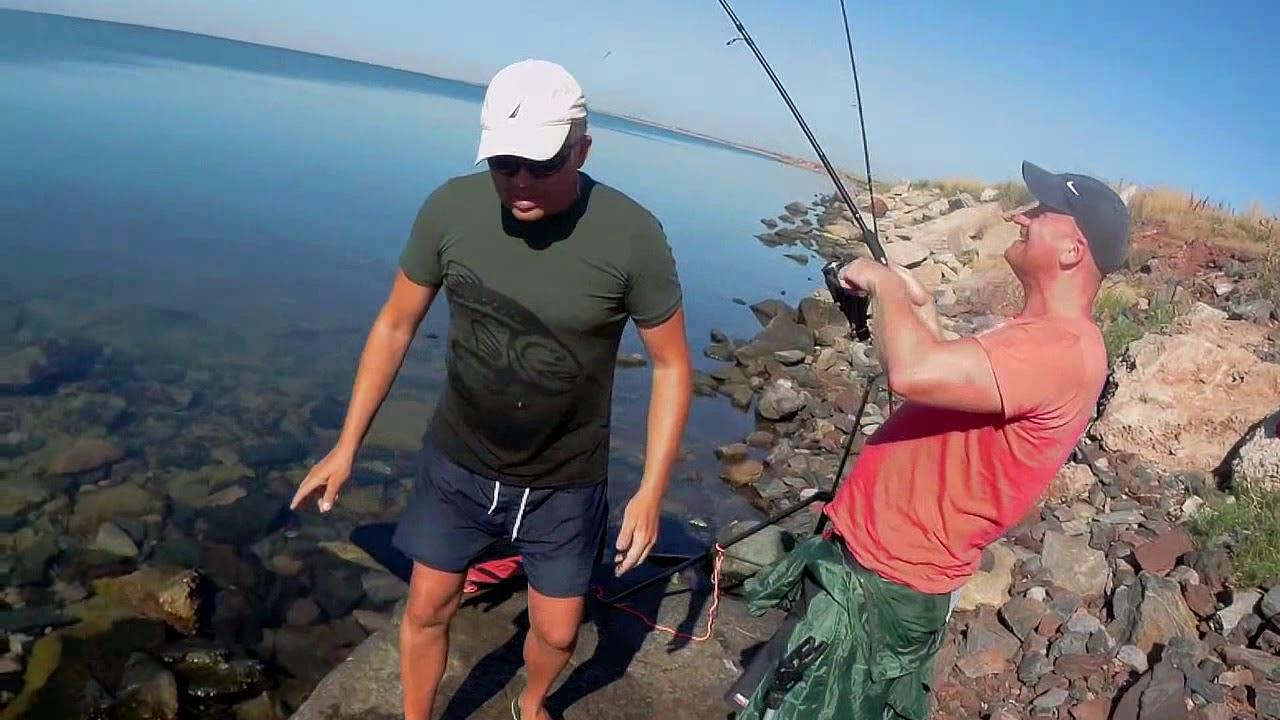 Рыбалка на Азовском море