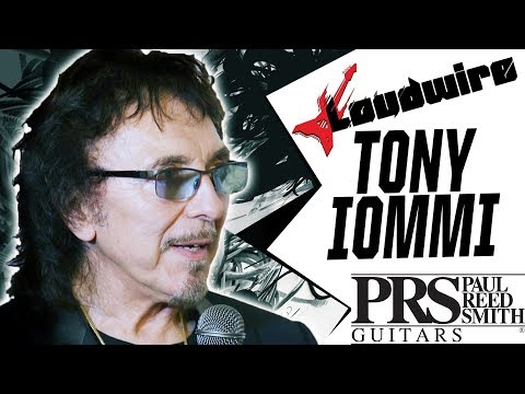 Tony Iommi: My Cancer is 'Probably Going to Come Back'