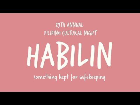 PCN 2018: Habilin