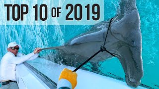 Top 10 Best Fishing Moments from 2019
