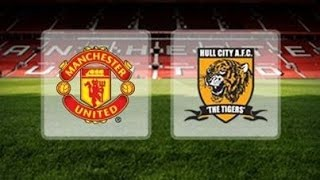 Manchester United vs Hull city league cup semi final 10/1/17 | All things Man utd