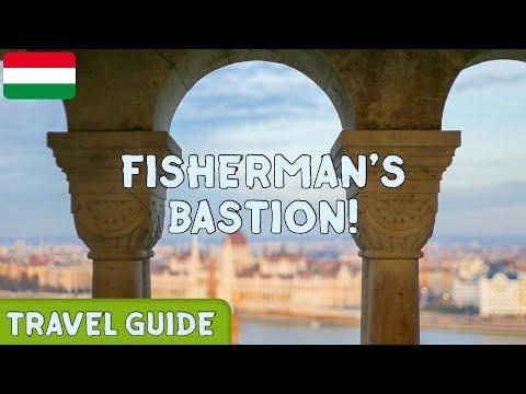 Fisherman's Bastion - Budapest Travel Guide