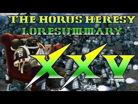 30K Lore, The Horus Heresy Lore Breakdown, Nemesis!