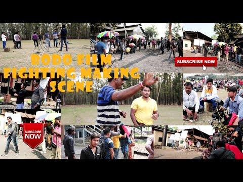 Bodo Film | Fighting Making Scene | Onnai Film | RB Film Production
