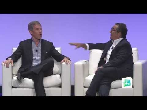 4A's Transformation 2014 - March 17 - Keynote Interview: Jon Feltheimer and Michael Kassan