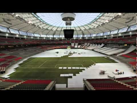 Welcome to the new, multipurpose BC Place