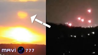 UFO Fleet l Strange Planet Hovers Close To Our Sun l Moon Anomaly!