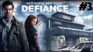 Defiance Girlfriends Walkthrough: Buddy Needs to Open His Mouth More When He Talks (Part 3)