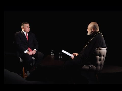 Father Michael Popkhadze Interview with Brian Brown (Tbilisi. 26.01.2017)