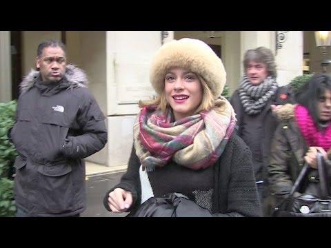 Martina Stoessel Violetta off to Disneyland Paris