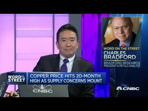 There's 'no Stopping' Copper Now - 14 Feb 17    Gazunda