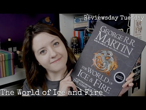 The World of Ice and Fire (book review)