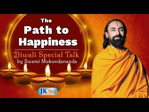 The Path to Happiness | Diwali 2018 Speech by Swami Mukundananda MUST WATCH !! | Happiness in Giving