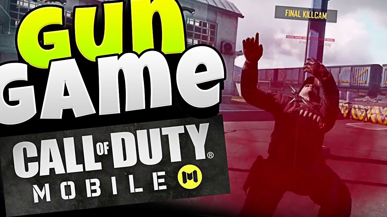 INSANE GUN GAME in Call of Duty Mobile