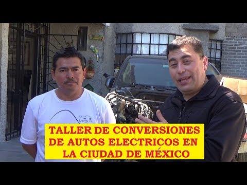 Conversiones  de Autos Elctricos realizados en Ciudad de Mxico