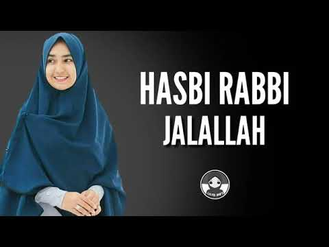 HASBI RABBI JALLALLAH || LIRIK