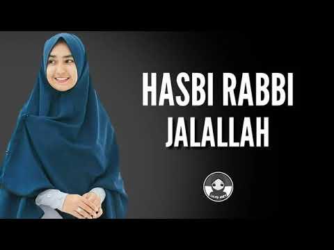Hasbi Rabbi Jallallah Lirik