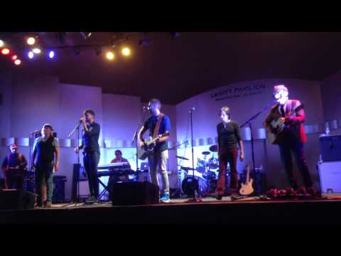 Venice with Nick & Simon LIVE - For a Dancer in L.A. McArthur Park cover from Jackson Browne