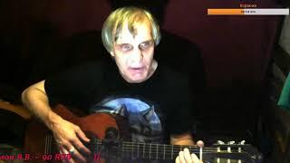 Песни под гитару Бессмертный Высоцкий. Без слiв ...TB №129