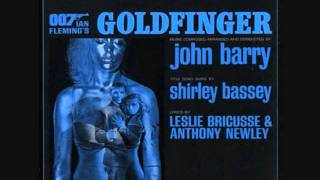 James Bond - Goldfinger soundtrack Oddjob