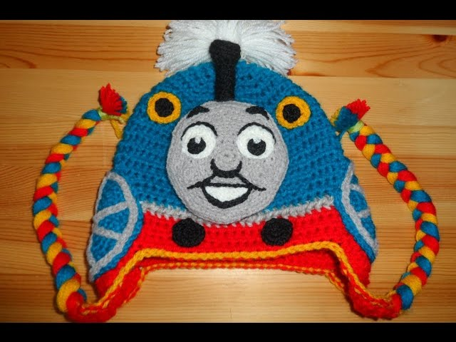 Tank Engine Crochet Hat 10 Steps With Pictures