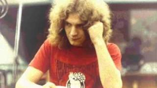 one more cup of coffee- Robert Plant