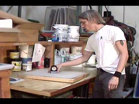 how to screen print wood vs metal frames the tension meter