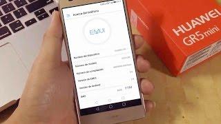 Cách cập nhật Android 7 / EMUI 5.0 trên Huawei GR5 Mini, GR5, GR5 2017
