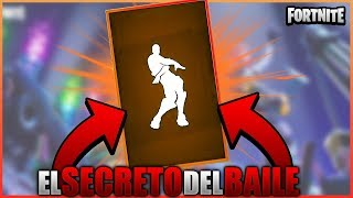 This BAILE of FORTNITE HIDES A SECRET THAT FEW PEOPLE KNOW... 🔥 DollarGames 🔥