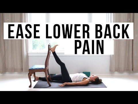 38 minute Gentle Yoga for Back Pain