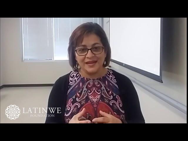 Latinwe Foundation estudiantes Otoño 2018