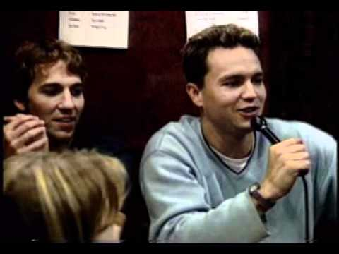 blink-182 - RARE old interview with Mark Hoppus & Scott Raynor