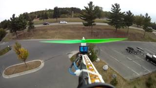 ChunkCopter - Walker, MN City Park FPV