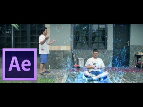 After Effects TUTORIALS - Disappearing to Dust!!