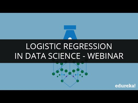 Logistic Regression in Data Science | Edureka