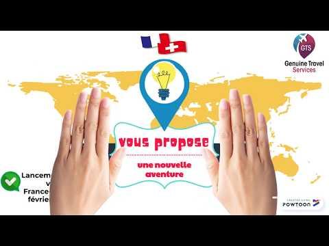 Genuine Travel Services - Voyage France-Suisse