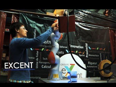Teaser du SIANE 2016 avec eXcent