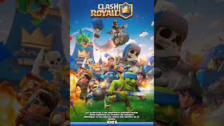 by the challenge of the crl! -Clash Royale - panene24 VJ