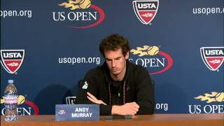 Andy Murray Assesses His US Open Comeback