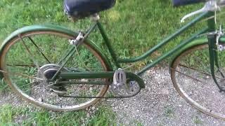 My 2 Schwinn Suburban bicycles