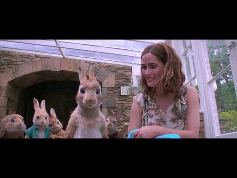 Download #hollywood #movies Peter rabbit's  Hollywood movie in Hindi