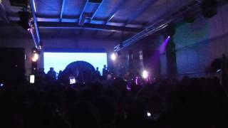 Planetary Assault Systems (live) @ CLR Amsterdam 22-02-13