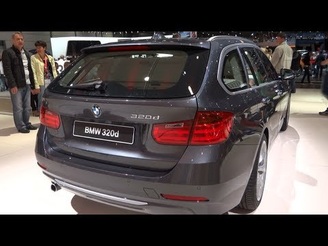 2013 bmw f31 touring 320d 328i in detail 1080p full. Black Bedroom Furniture Sets. Home Design Ideas
