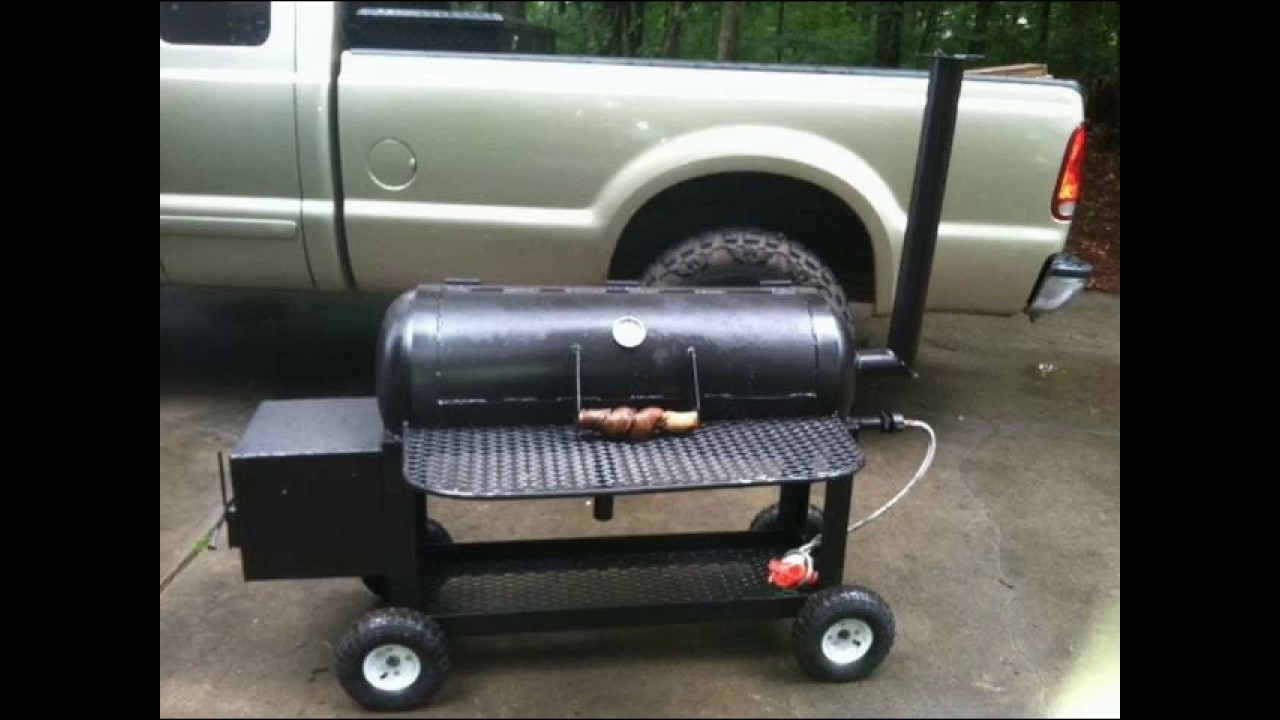 bbq smokers for sale nc mobile bbq pit pig cookers nc youtube