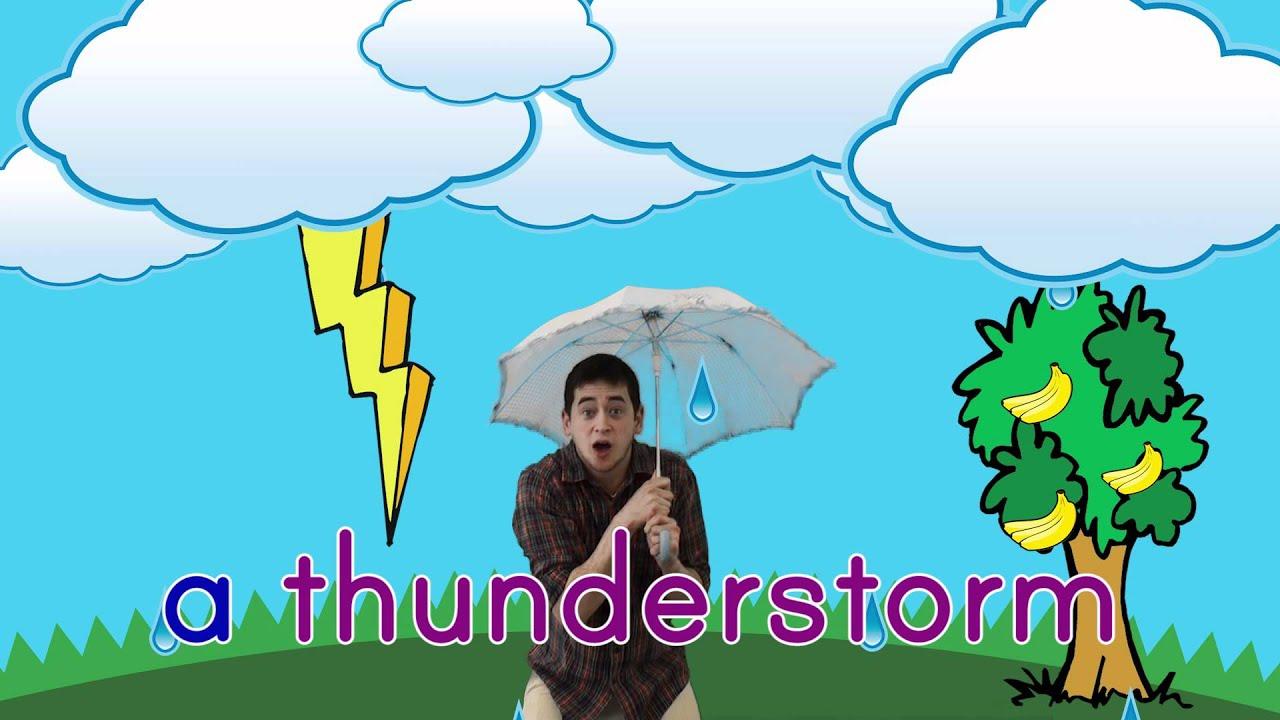Banana Kids Shorts ep19 Nathan's Weather Forecast - YouTube