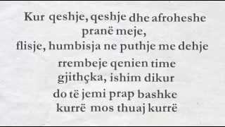 West Side Family - Ne Krahet E Tua Do Jem Lyrics